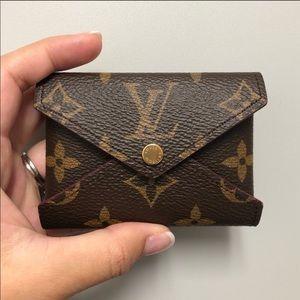 Authentic Louis Vuitton Small Kiragami Wallet